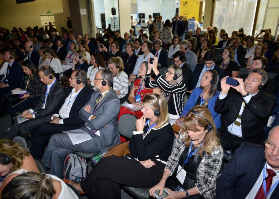 Fórum de Saúde Suplementar em São Paulo, na SAHE 2019 (Plateia)